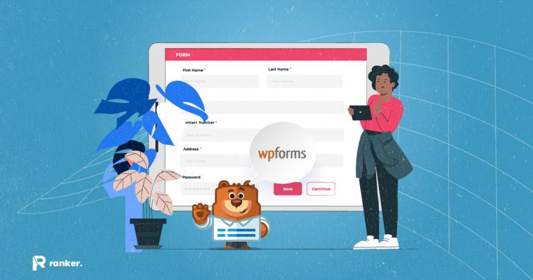 WPForms Mejor plugin de formularios para wordpress (2021)