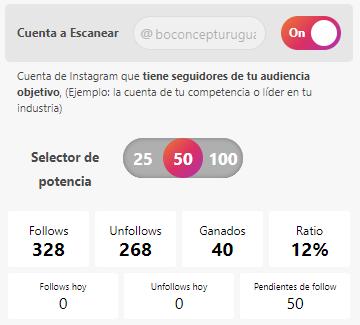 ganar seguidores en instagram automatico