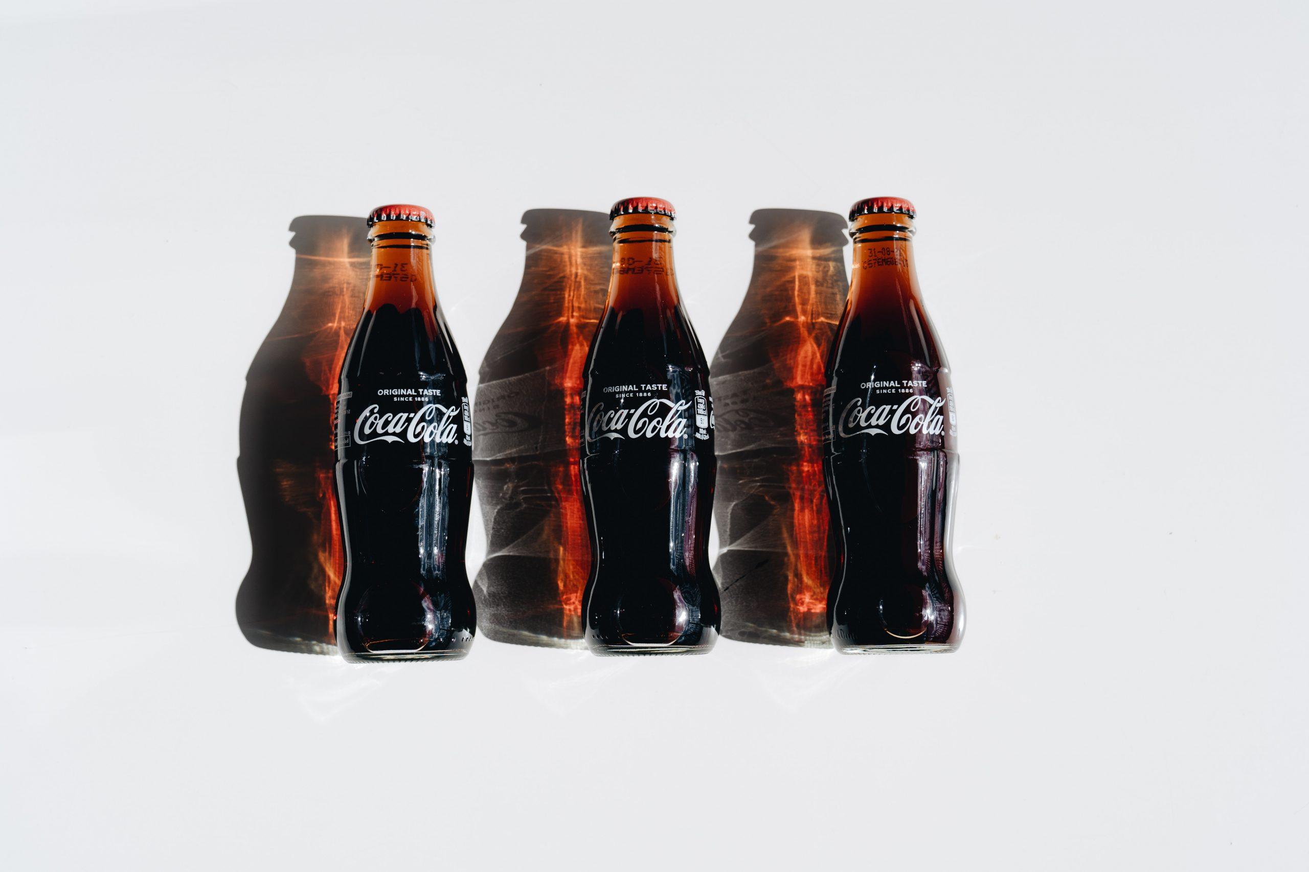 Manual de marca de Coca-Cola